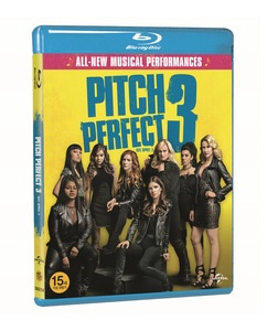 BLU-RAY / PITCH PERFECT 3