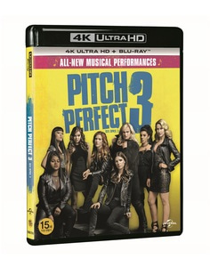 BLU-RAY / PITCH PERFECT 3 4K LE (2D+4K UHD)
