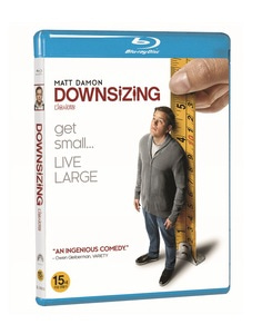 BLU-RAY / DOWNSIZING