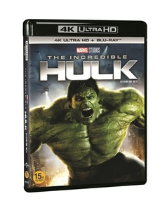 BLU-RAY / THE INCREDIBLE HULK 4K LE (2D+4K HUD)