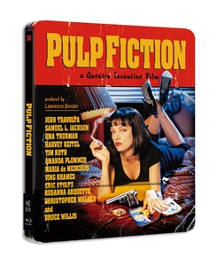 PULP FICTION STEELBOOK 1/4 SLIP (NE#18)