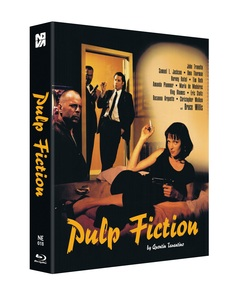 PULP FICTION STEELBOOK LENTICULAR FULL SLIP (NE#18)