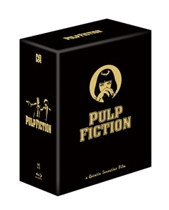 PULP FICTION STEELBOOK ONE-CLICK BOX SET (NE#18)
