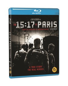 BLU-RAY / THE 15:17 TO PARIS