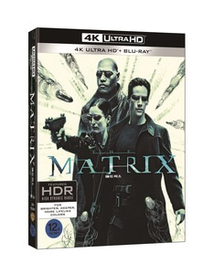 BLU-RAY / MATRIX 4K LE (BD+4K UHD+BONUS DISC)