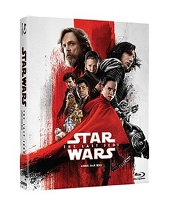 BLU-RAY / STAR WARS : THE LAST JEDI (2 DISC)