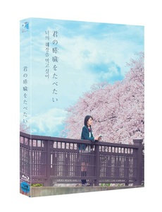 BLU-RAY / LET ME EAT YOUR PANCREAS (1 DISC)