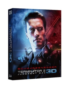 BLU-RAY / TERMINATOR 2: JUDGMENT DAY 3D LENTICULAR FULL SLIP LE