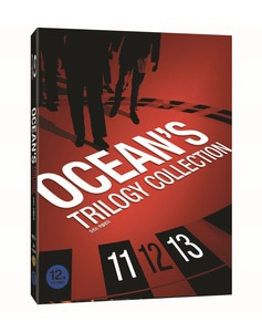 BLU-RAY / OCEAN'S TRILOGY COLLECTION