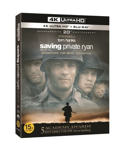 BLU-RAY / SAVING PRIVATE RYAN 4K LE (BD+4K UHD+BONUS DISC)