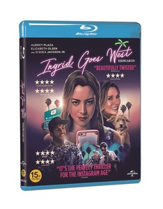 BLU-RAY / INGRID GOES WEST