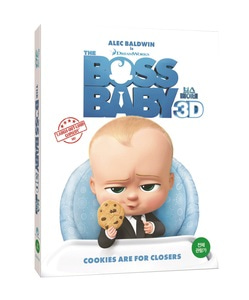 BLU-RAY / THE BOSS BABY 2D+3D