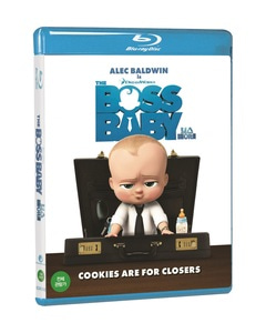 BLU-RAY / THE BOSS BABY (2D)