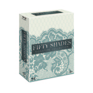 B LU-RAY / FIFTY SHADES TRILOGY BOX SET