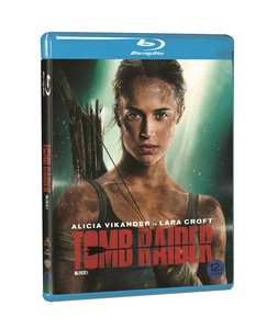 BLU-RAY / TOMB RAIDER (2D)