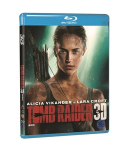 BLU-RAY / TOMB RAIDER (2D+3D)