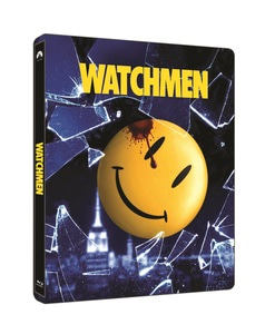 BLU-RAY / WATCHMEN STEELBOOK LE (1 DISC)