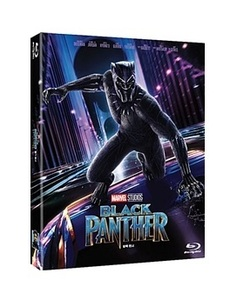 BLU-RAY / BLACK PANTHER (2D)