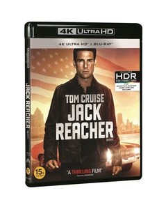 BLU-RAY / JACK REACHER 4K LE (BD+4K UHD)