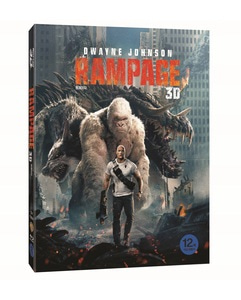 BLU-RAY / RAMPAGE (2D+3D)