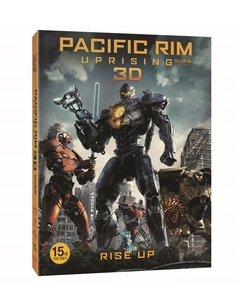 BLU-RAY / PACIFIC RIM : UPRISING (2D+3D)