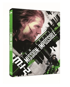 BLU-RAY / MISSION IMPOSSIBLE 2 4K STEELBOOK LE