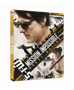 BLU-RAY / MISSION IMPOSSIBLE : ROGUE NATION 4K STEELBOOK LE