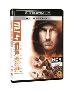 BLU-RAY / MISSION IMPOSSIBLE : GHOST PROTOCOL 4K LE (BD+4K UHD)