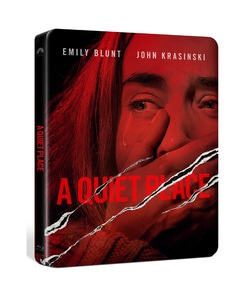 BLU-RAY / A QUIET PLACE STEELBOOK LE (1 DISC)