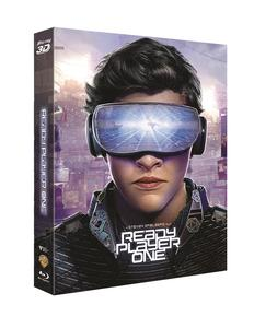 BLU-RAY / READY PLAYER ONE STEELBOOK LE (2D+3D)