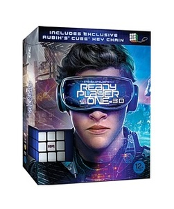 BLU-RAY / READY PLAYER ONE (CUBE KEY RING VER. LE)