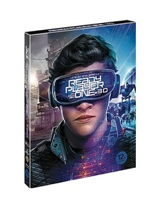 BLU-RAY / READY PLAYER ONE (OUT BOX VER. LE)