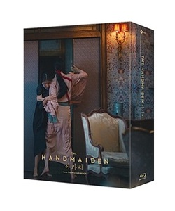BLU-RAY / THE HANDMAIDEN FULL SLIP A STEELBOOK LE