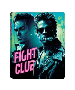 BLU-RAY / FIGHT CLUB STEELBOOK LE