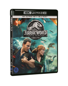 BLU-RAY / JURASSIC WORLD : FALLEN KINGDOM LE (4K UHD+BD)