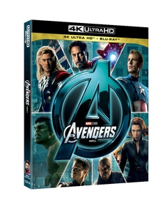 BLU-RAY / THE AVENGERS 4K LE (4K UHD + BD)