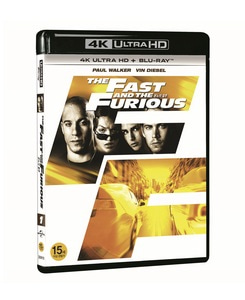 BLU-RAY / THE FAST AND THE FURIOUS 4K LE (BD + 4K UHD)