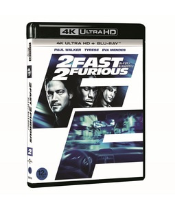 BLU-RAY / THE FAST AND THE FURIOUS 2 4K LE (BD + 4K UHD)