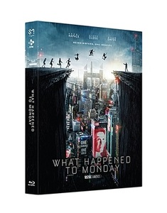 BLU-RAY / WHAT HAPPENED TO MONDAY LE