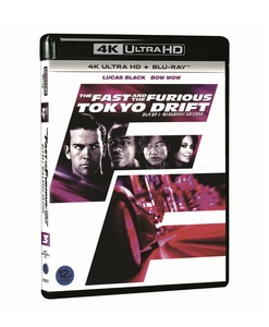 BLU-RAY / THE FAST AND THE FURIOUS 3 4K LE (BD + 4K UHD)