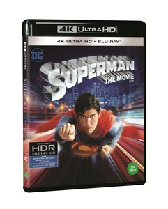 BLU-RAY / SUPERMAN (1978) 4K LE (BD+4K UHD)