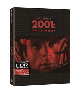 BLU-RAY / 2001 : A SPACE ODYSSEY 4K LE (BD + 4K HUD + SPECIAL DISC)