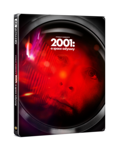 BLU-RAY / 2001 : A SPACE ODYSSEY 4K STEELBOOK LE (BD + 4K HUD + SPECIAL DISC)