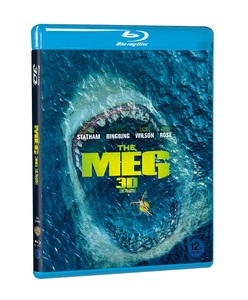BLU-RAY / THE MEG (2D+3D)