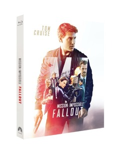 BLU-RAY / MISSION IMPOSSIBLE : FALL OUT STEELBOOK LE (BD+BONUS DISC)