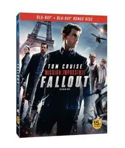 BLU-RAY / MISSION IMPOSSIBLE : FALL OUT SE (BD+BONUS DISC)