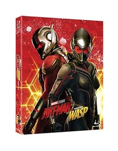 BLU-RAY / ANT-MAN AND THE WASP (2D)