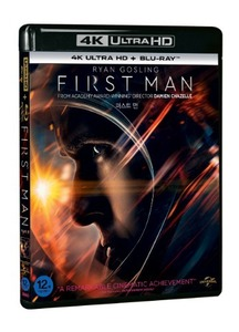 BLU-RAY / FIRST MAN (4K UHD+BD)