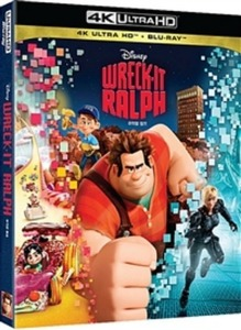 BLU-RAY / WRECK IT RALPH (4K UHD+2D)