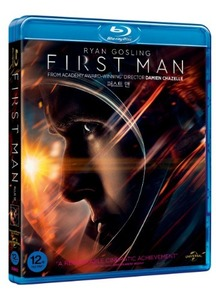 BLU-RAY / FIRST MAN